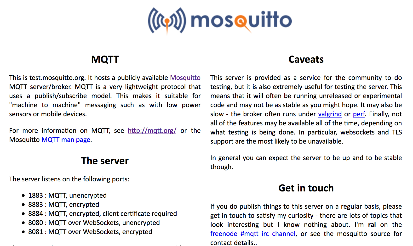 How to use the MQTT Connector - connectivity - Sierra Wireless