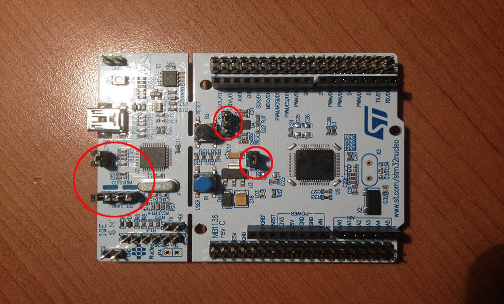 Using MQTT with an HL Shield and a ST Nucleo - avc - Sierra