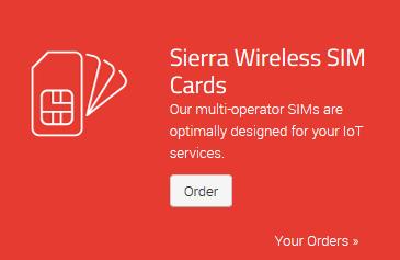 Getting Started - connectivity - Sierra Wireless